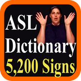 Sign Language Dictionary App