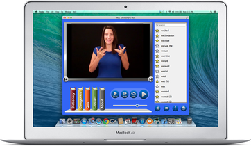 ASL Dictionary HD for Mac